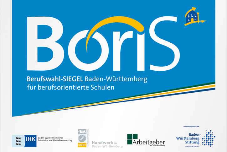 Logo Boris Siegel